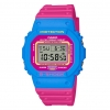 Casio G-Shock DW-5600TB Throwback '80s Street Fashion Colors รุ่น DW-5600TB-4B