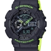 Casio G-Shock GA-110LN Layered Neon colors series รุ่น GA-110LN-8A