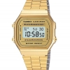 Casio Gold Digital Watch รุ่น A168WG-9