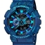 Casio G-Shock GA-110TX Textile pattern series รุ่น GA-110TX-2A thumbnail 1