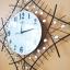 นาฬิกาติดผนัง รุ่นกิ่งพลอยข้าวหลามตัด thumbnail 3