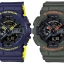 Casio G-Shock GA-110LN Layered Neon colors series รุ่น GA-110LN-1A thumbnail 3