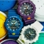 Casio G-Shock ANALOG-DIGITAL GA-800SC Sporty Color series รุ่น GA-800SC-6A thumbnail 2
