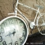 นาฬิกาติดผนังแนววินเทจ รุ่นจักรยานขาว thumbnail 2
