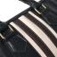 LT45 กระเป๋าถือผู้ชาย + สะพายข้าง หนัง PU สีดำ thumbnail 7