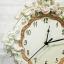 นาฬิกาเรซิ่นติดผนัง รุ่น HT0073-B สไตล์หลุยส์ thumbnail 2