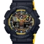 Casio G-shock SPECIAL COLOR MODELS รุ่น GA-100BY-1A thumbnail 1