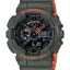 Casio G-Shock GA-110LN Layered Neon colors series รุ่น GA-110LN-3A thumbnail 1