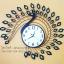 นาฬิกาติดผนังโมเดิร์น รุ่นนกยูงพลอยฟ้า thumbnail 1