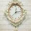 นาฬิกาเรซิ่นติดผนัง รุ่น HT0073-B สไตล์หลุยส์ thumbnail 1