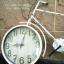นาฬิกาติดผนังแนววินเทจ รุ่นจักรยานขาว thumbnail 3