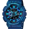 Casio G-Shock GA-110TX Textile pattern series รุ่น GA-110TX-2A