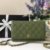 Chanel Woc สีเขียว งานHiend1:1