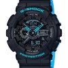 Casio G-Shock GA-110LN Layered Neon colors series รุ่น GA-110LN-1A