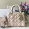 Dior lady สีชมพู งานHiend Original