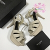 Yves Saint Laurent Tribute Sandal shoes สีครีม Hiend 1:1