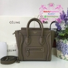 Celine Luggage nano สีเทา งานHiend Original