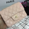 Chanel Classic Flap mini(Square) สีชมพูนู๊ด งานHiend 1:1