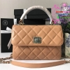 Chanel Trendy CC bag สีเบจ งานHiend Original