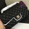 Chanel Classic สีดำ งานHiend Original