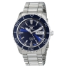 นาฬิกา Seiko Automatic Sports Mens Diver Watch Blue SNZH53K1