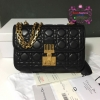 Dior addict flap bag สีดำ งานHiend Original