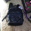 Issey backpack สีน้ำเงินกรม งาน Hiend Original