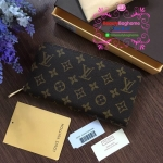 Louis vuitton zippy Wallet Monogram งานHiend 1:1