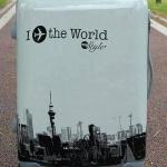 กระเป๋าเดินทางราคาถูก น้ำหนักเบา ไซส์ 20 นิ้ว รุ่น My Style