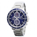 นาฬิกา Seiko Men Chronograph Solar System Blue SSC431P