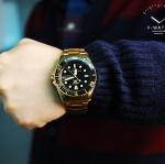นาฬิกาสุดหรูของคุณ SEIKO 5 SPORT GOLD SNZF22J