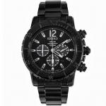 นาฬิกา Seiko Men Chronograph Solar System Driver 100m seiko ssc225P สาย Stainless Black