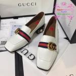 รองเท้า Gucci สีขาว งานHiend 1:1