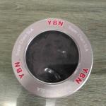 โซ่ YBN 10sp สีดำ เซาะร่อง