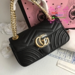 Gucci GG Marmont mini shoulder bag สีดำ งานHiend 1:1