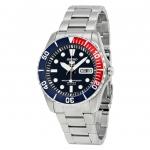 นาฬิกา SEIKO แป็บซี่ 5 Sport Automatic Pepsi SNZF15K