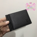 Louis vuitton clip money Wallet งานHiend1:1