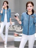 Aris Code Jacket Jeans Ziper