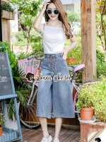 Seoul Secret Say's... Chic Line Belt Collar Gean Set