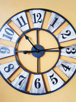 นาฬิกาแขวนวินเทจ รุ่น VTN-011