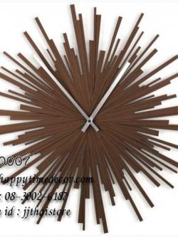 นาฬิการ่วมสมัย Contemporary Design สวยๆเก๋ๆ รหัส HT0007