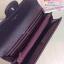 Chanel wallet สีดำ งานHiend Original thumbnail 3