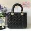 Dior lady สีดำ งานHiend 1:1 thumbnail 3