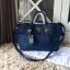 Prada Nylon bag สีน้ำเงิน งานHiend Original thumbnail 3