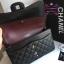 Chanel classic flap jumbo สีดำ งานHiend Original thumbnail 6