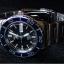 นาฬิกา Seiko Automatic Sports Mens Diver Watch Blue SNZH53K1 thumbnail 3