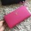 Prada Wallet สีชมพูบานเย็น งานHiend1:1 thumbnail 2