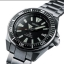 นาฬิกา SEIKO SAMURAI BLACK Automatic JAPAN Made SRPB51J1 Seiko ซามูไร ดำ thumbnail 2