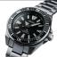 นาฬิกา SEIKO SAMURAI BLACK Automatic JAPAN Made SRPB51J1 Seiko ซามูไร ดำ thumbnail 2