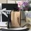 Chanel CC Filigree Vanity Case สีครีม งานHiend Original thumbnail 2